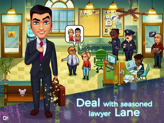 Image Parker & Lane Criminal Justice Collector's Edition