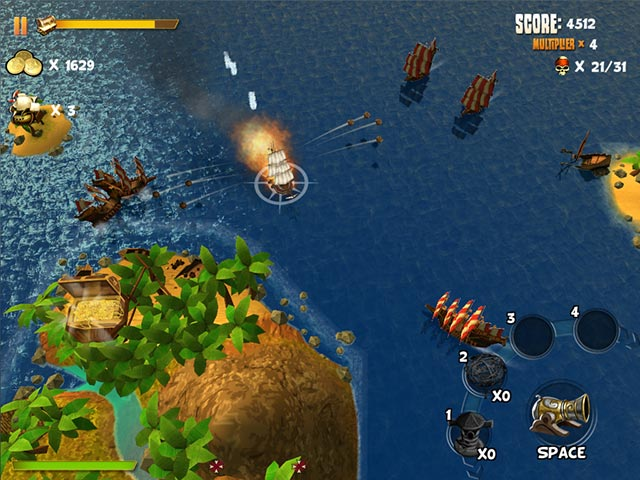Image Pirates of Black Cove: Sink 'Em All!