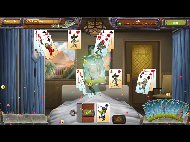 Image Zombie Solitaire 2: Chapter 3