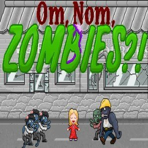 Image Om Nom Zombies