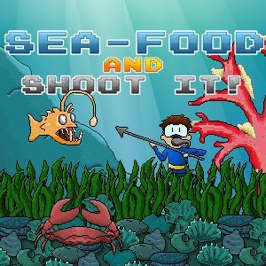 Image Sea Food And Shoot It