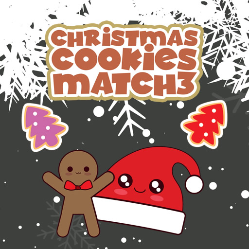 Christmas Cookies Match 3