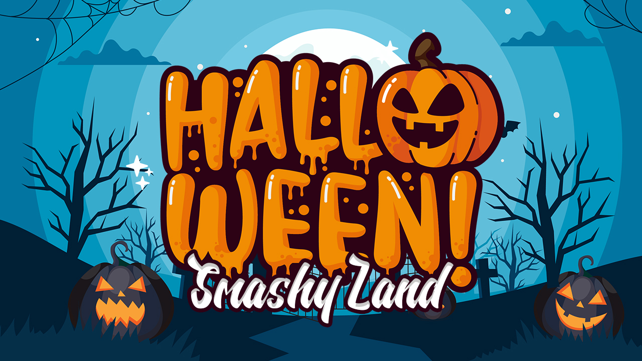 Hallo Ween Smashy Land