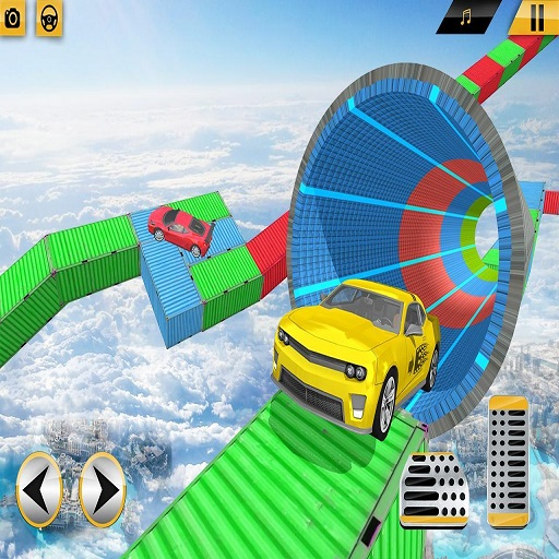 Impossible Car Driving 3D: Free Stunt Game