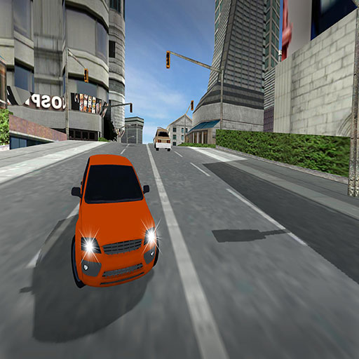 Real Driving City Car Simulator
