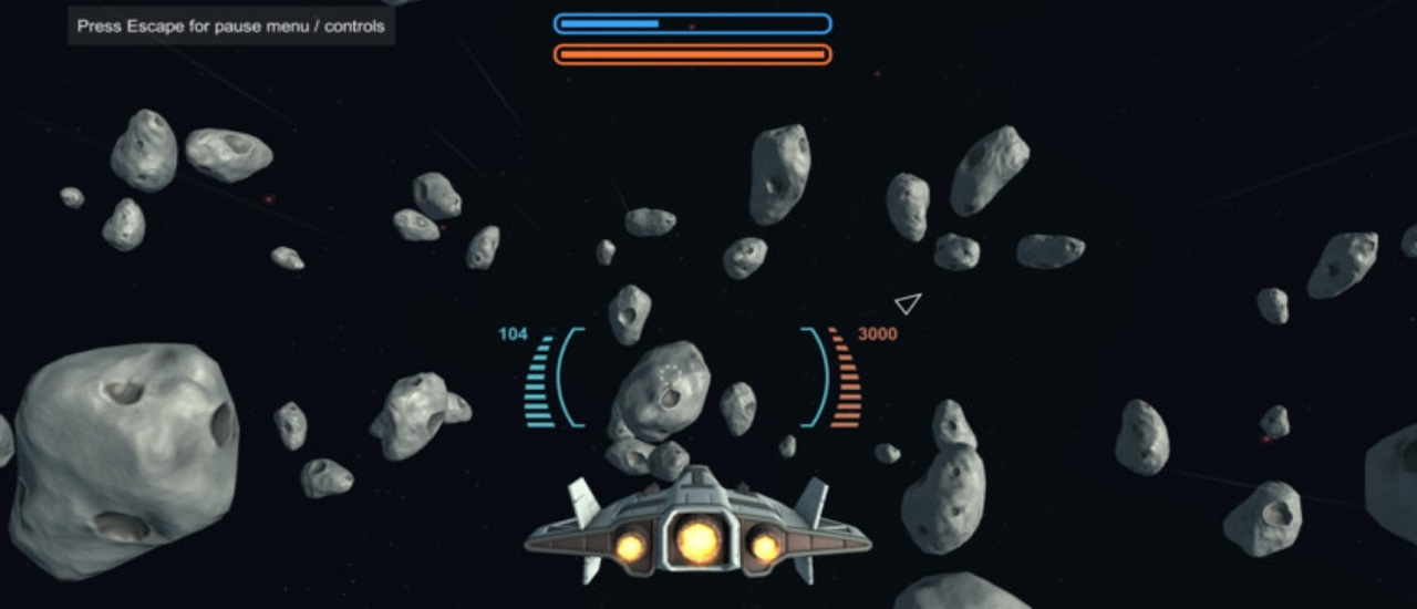 Space Combat Simulator