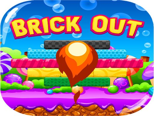 Brick Out gemes