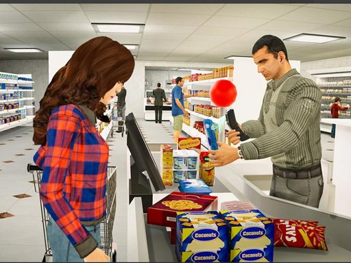 Shopping Mall Girl – Supermarket Shopping Games 3D