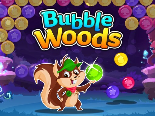 Squirrel Bubble Woods