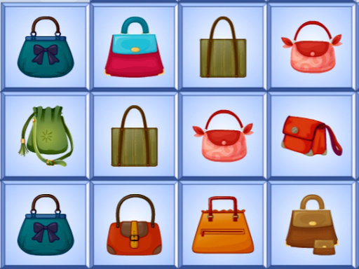 Stylish Purses Mahjong