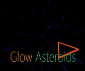 Image Glow Asteroids