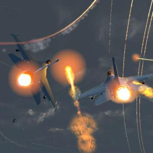 Image Air War 3D Invasion